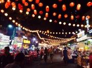 Kuala Lumpur street scene